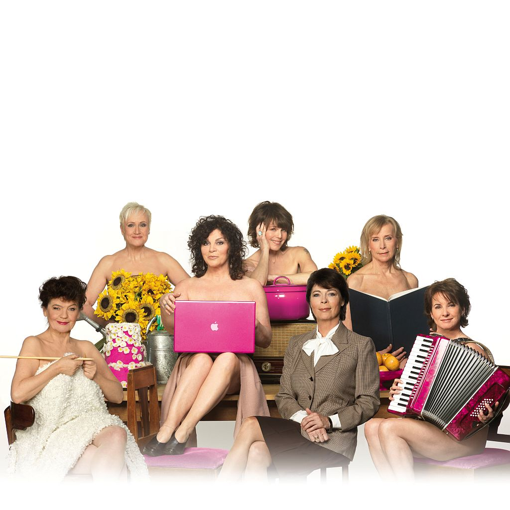 Calendar Girly : Calendar girls door bos theaterproducties theaterkrant