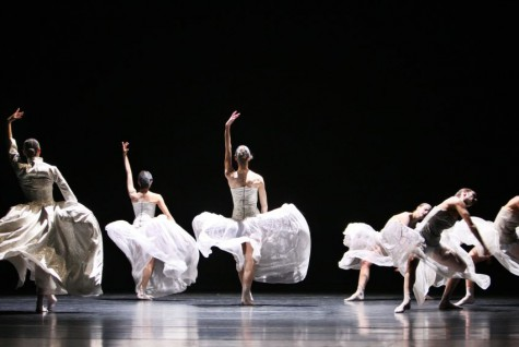 Balletvoorstelling rotterdam