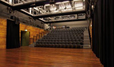Afbeeldingsresultaat voor kleine zaal arnhem stadstheater