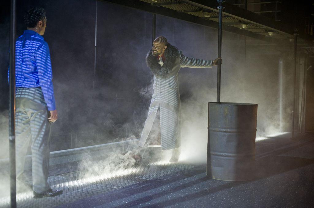Dido ile Aeneas door Holland Opera  u2013 Theaterk