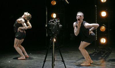 Noord Nederlandse Dans - Cinematic foto Karel Zwaneveld