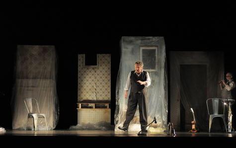 De uitvreter - Theaterproductiehuis Zeelandia foto Lex de Meester