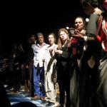 Troupe en nuit X - De Theatertroep foto Joos Wiersinga