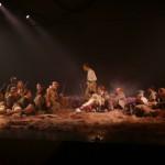 Macbeth - Théâtre du Soleil/Ariana Mnouchkine foto Michèle Laurent