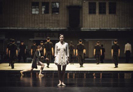Programma V - Spirit walking - Nederlands Dans Theater 1 foto Rahi Rezvani