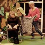 Het nut van tantes - Servaes Nelissen & Pieter Tiddens foto Joke Schot