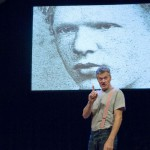 Van Gogh spreekt - Stichting Luce - foto Jan Boeve/De Balie