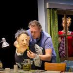 Biggels & Tuiten - Theater Gnaffel/Tryater Foto: Saris & den Engelsman