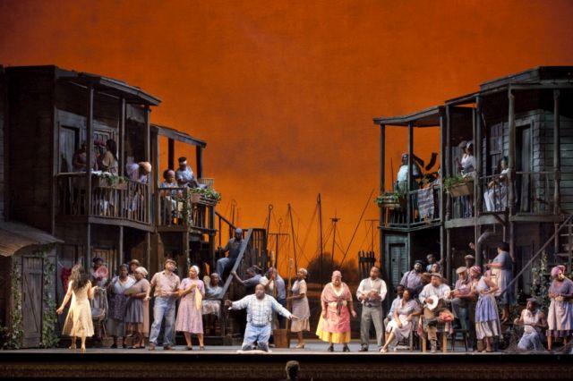 Porgy & Bess New York Harlem Theatre