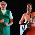 Soeur Sourire, Theaterproductiehuis Zeelandia (foto Lex de Meester)