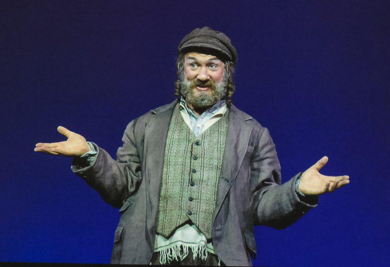 Acht Theaters Presenteren Samen De Musical Fiddler On The