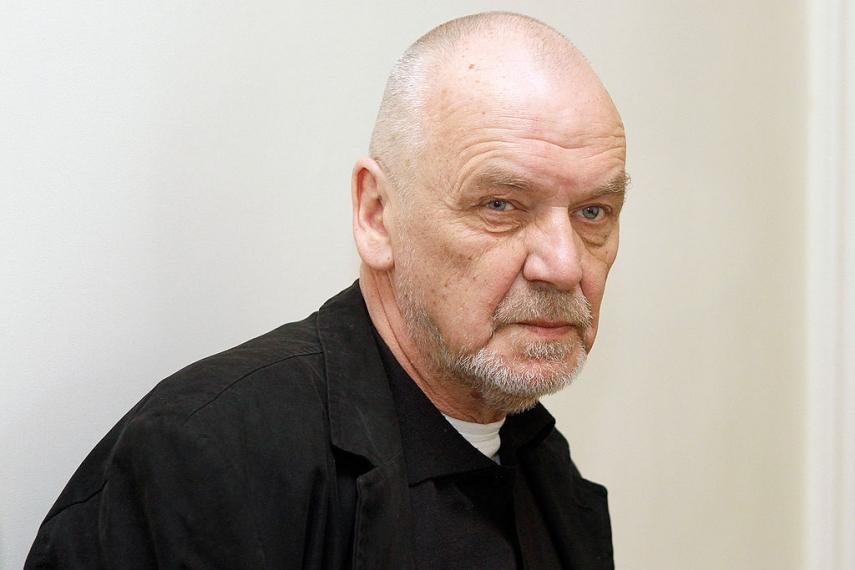 Litouwse Regisseur Nekrošius Overleden Theaterkrant