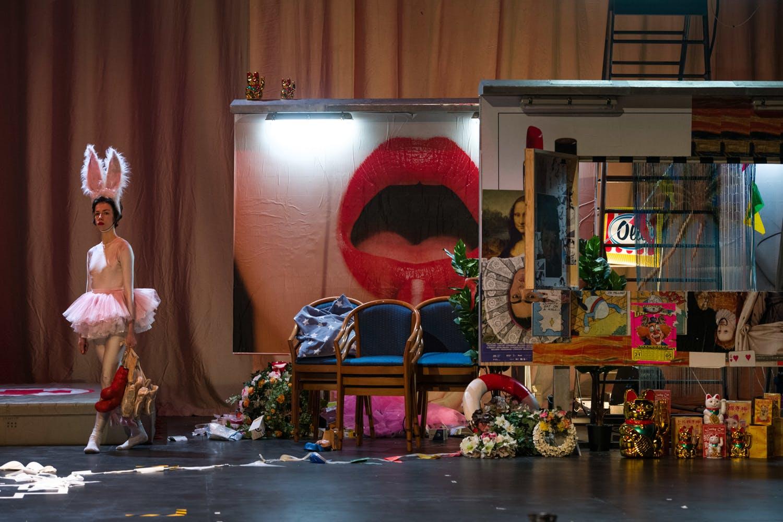 Anatomie Van Pijn Door Ntgent Samana En Sontag Theaterkrant